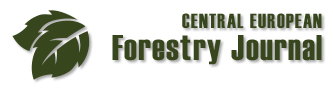 Forestry Journal - Lesnícky časopis - SLOGAN - SLOGAN